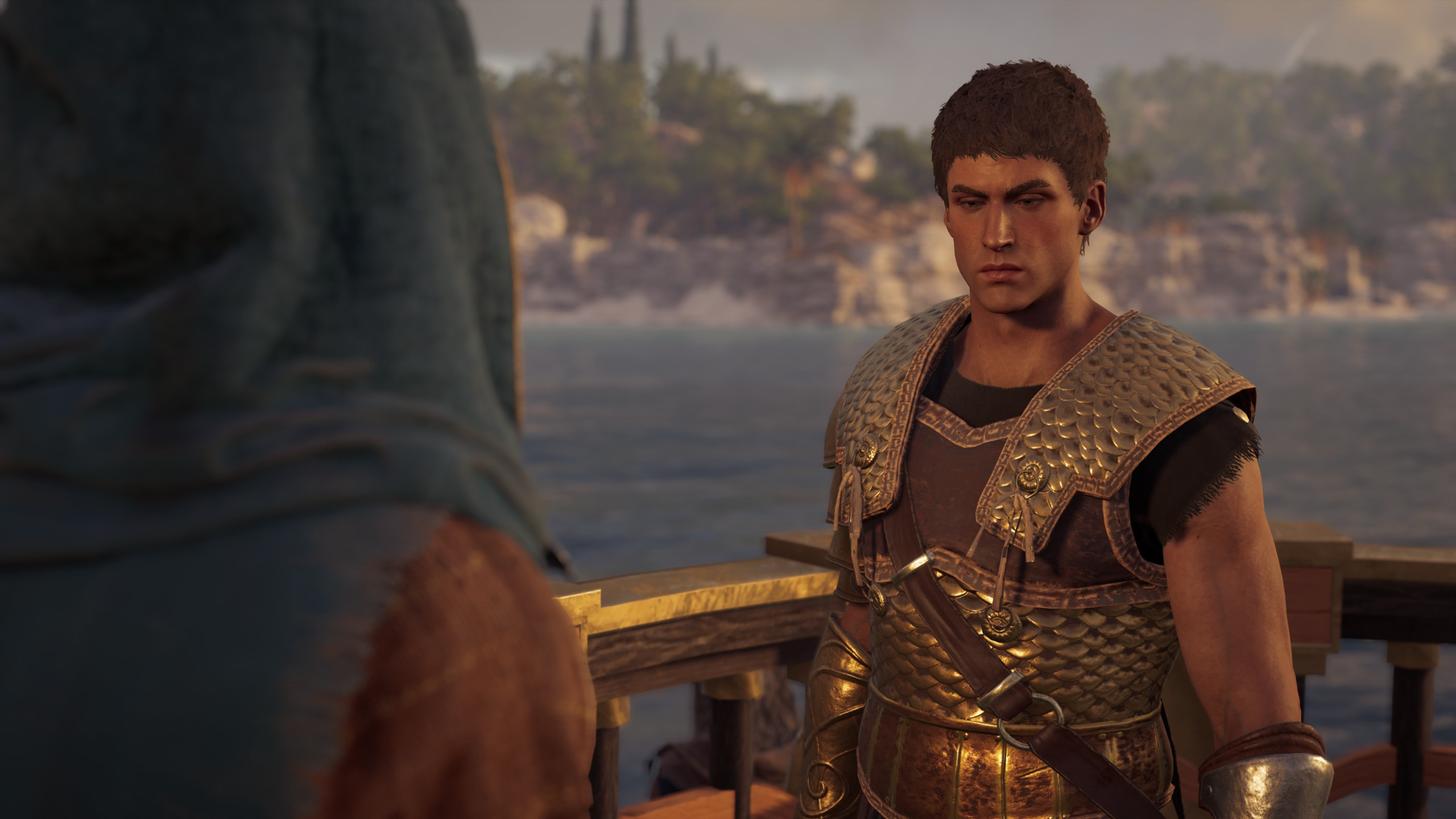 Younger Alexios Mod Assassin S Creed Odyssey Mods Gamewatcher