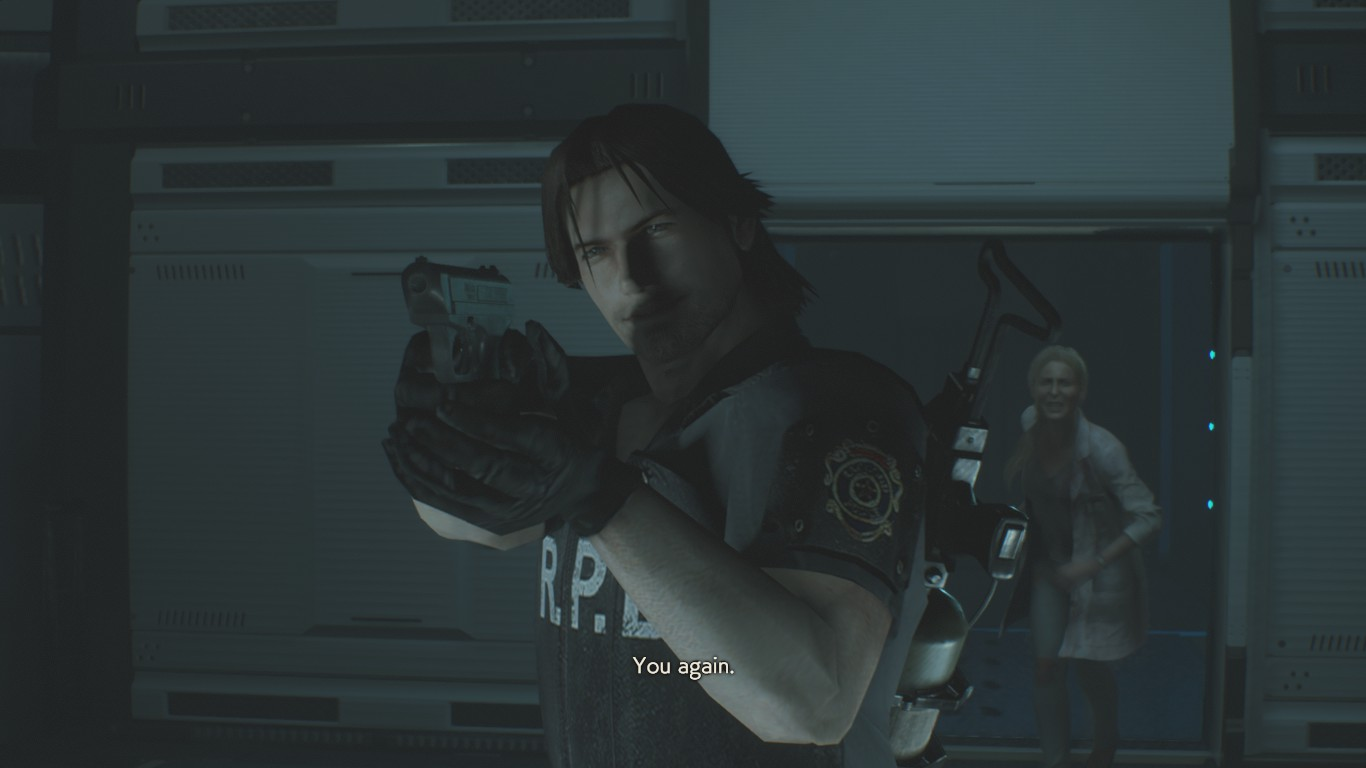 Play as Kevin Ryman - Resident Evil 2 Remake Mods | GameWatcher
