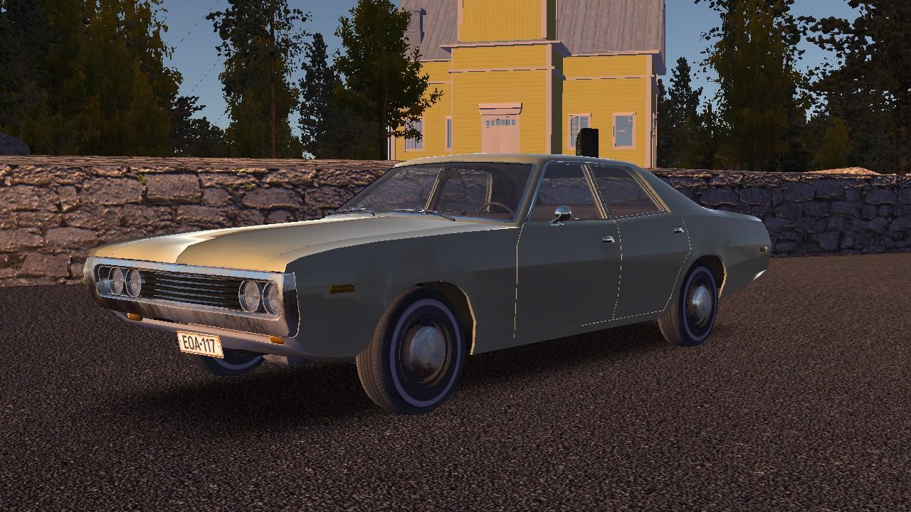 Stock Ferndale Mod - My Summer Car Mods | GameWatcher