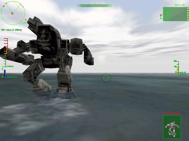 MechWarrior 3 PC Galleries | GameWatcher