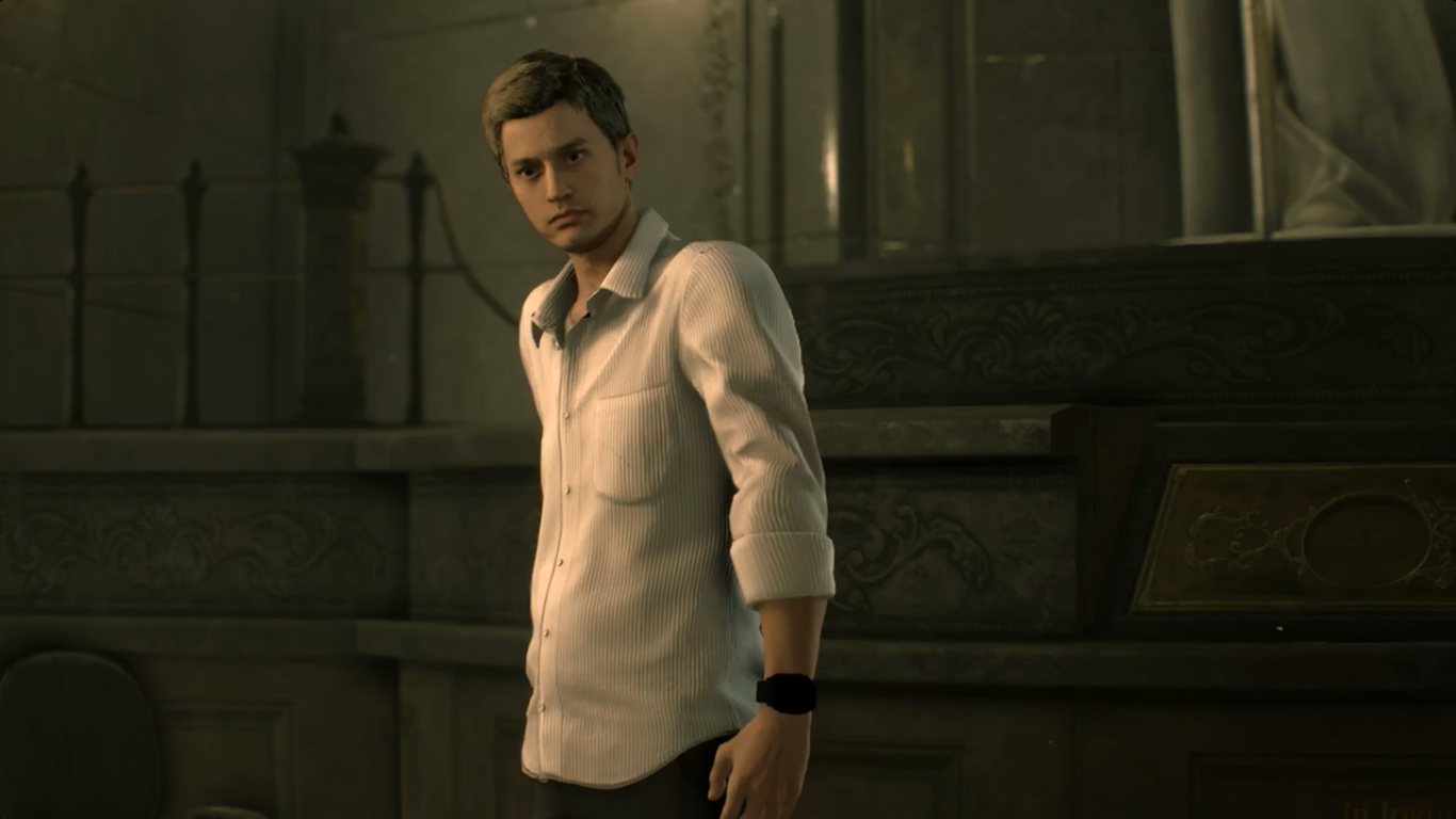 Play as Ethan Winters Mod - Resident Evil 2 Remake Mods