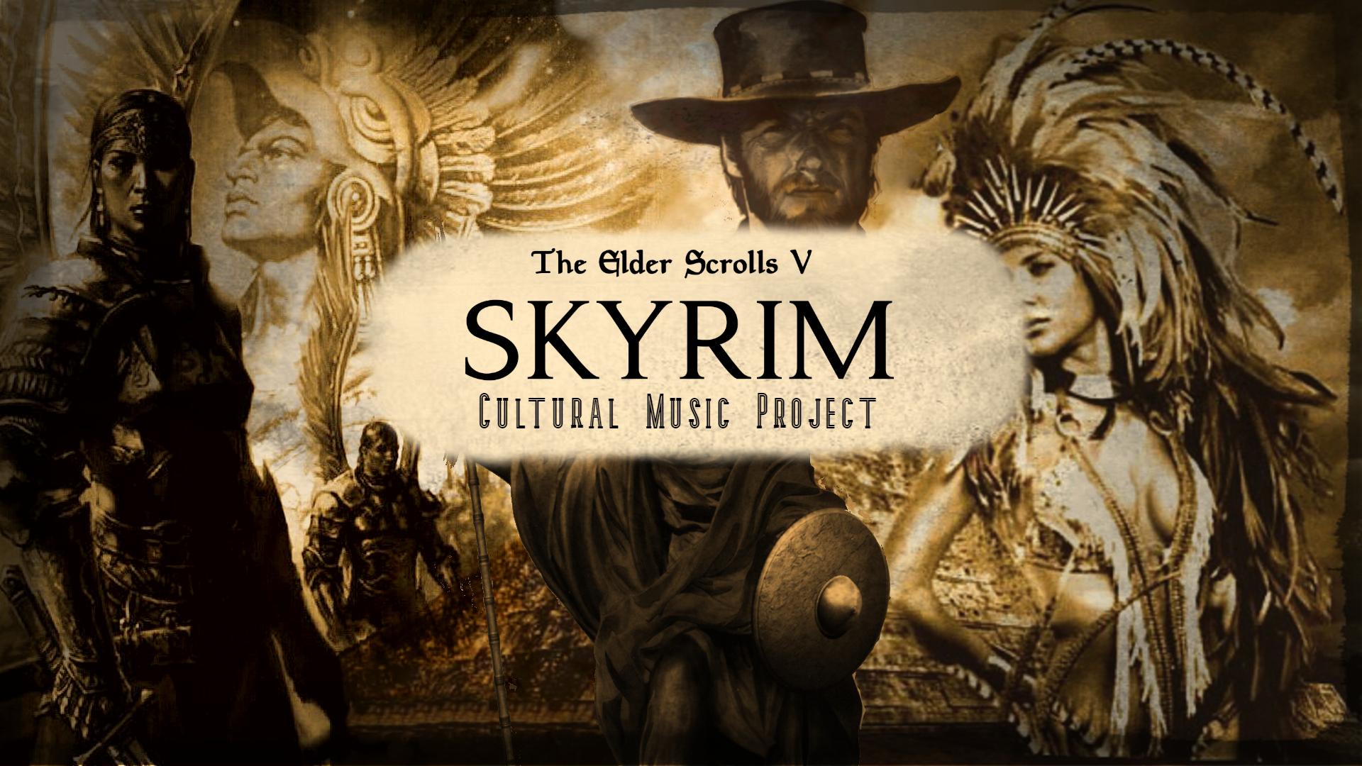Skyrim better music mod