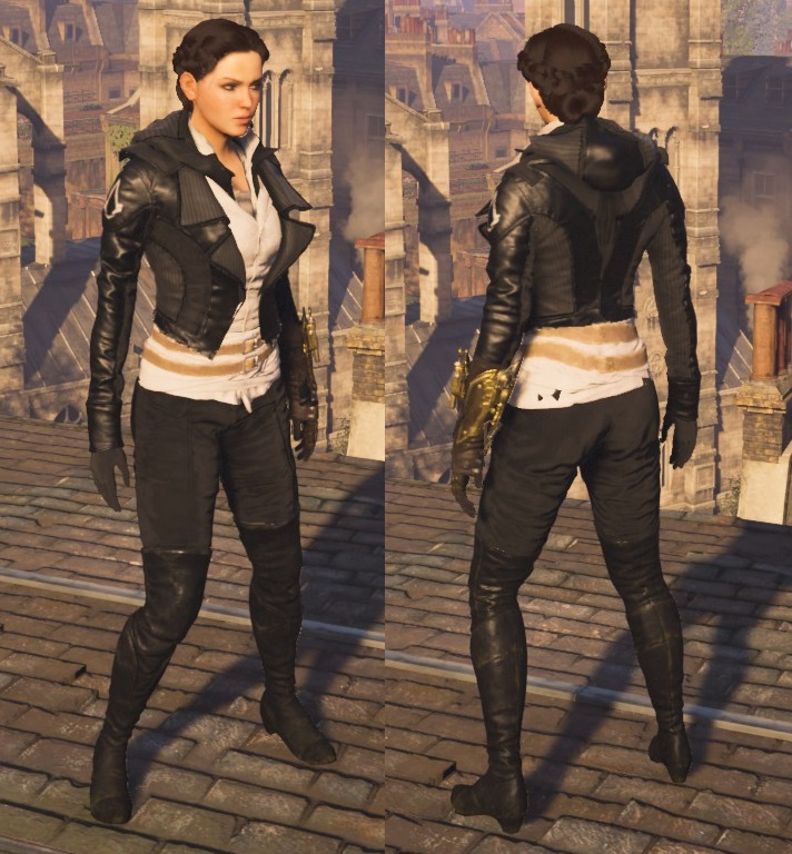 Modern Day Clothes For Evie Frye Mod Assassin S Creed Gamewatcher