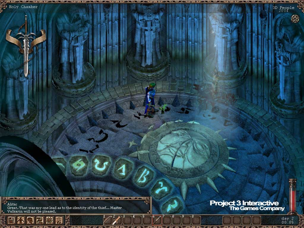 Kult: Heretic Kingdoms Screenshots | GameWatcher