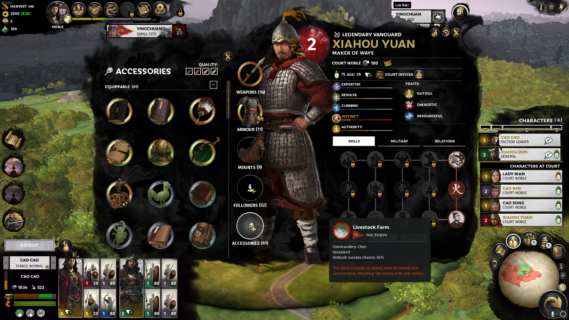 Gift From Heaven Mod - Total War: Three Kingdoms Mods
