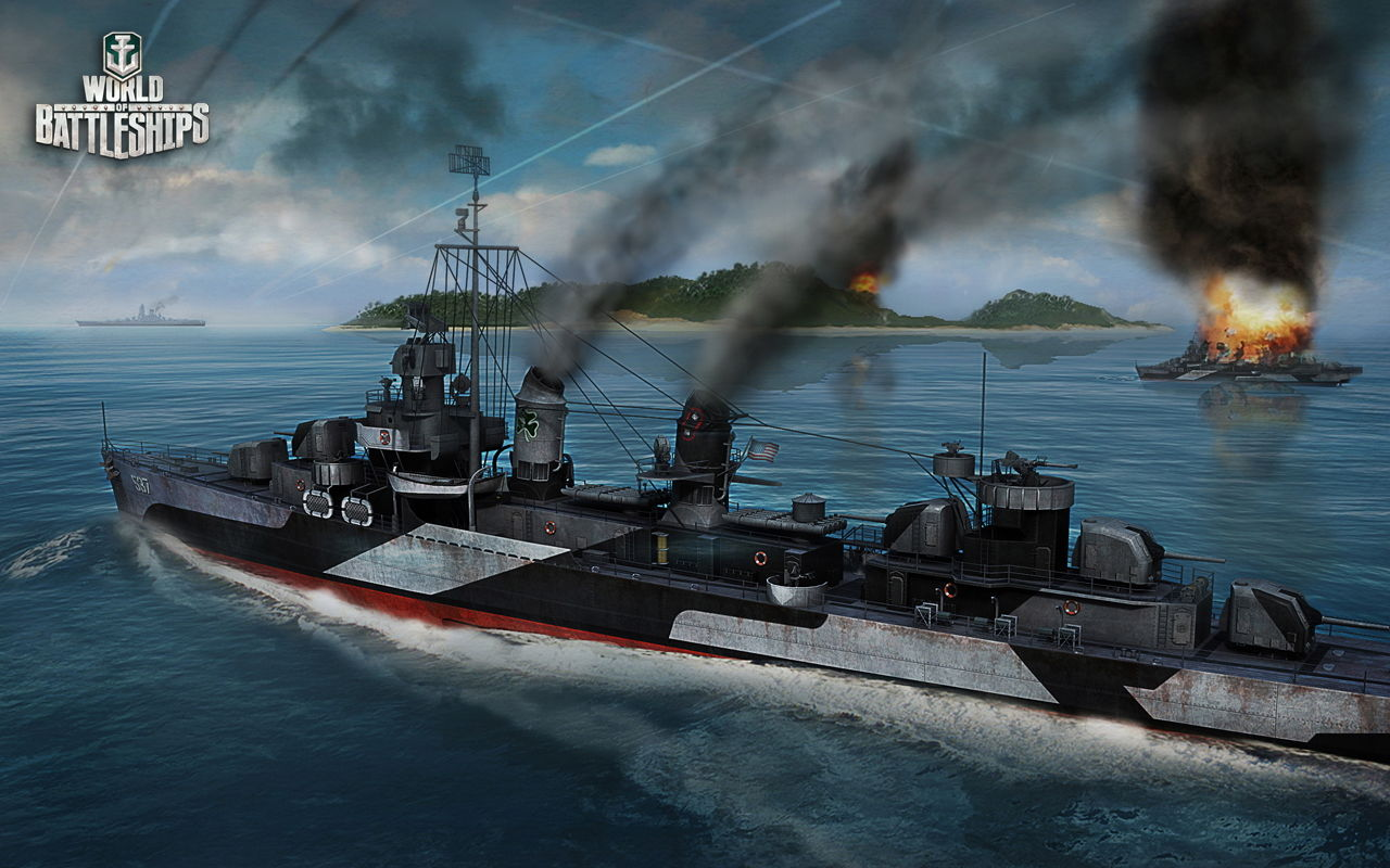 World of Warships PC Galleries   GameWatcher