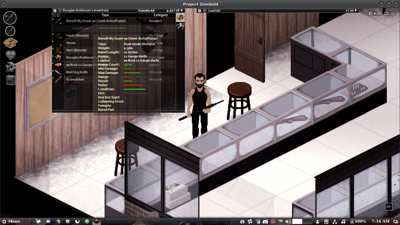 ORGM Rechambered Mod   Project Zomboid Mods   GameWatcher