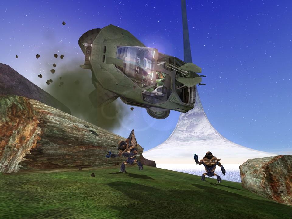 Halo: Combat Evolved Anniversary PC Galleries | GameWatcher