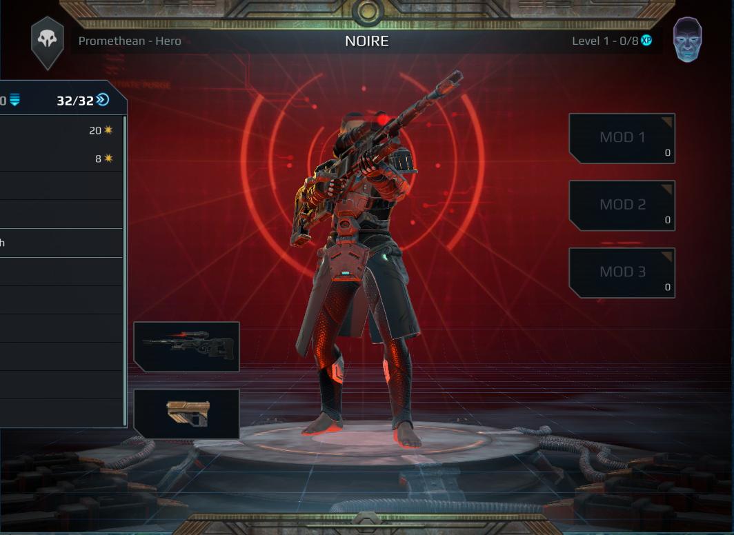 Vanguard Units and Heroes Mod - Age of Wonders: Planetfall