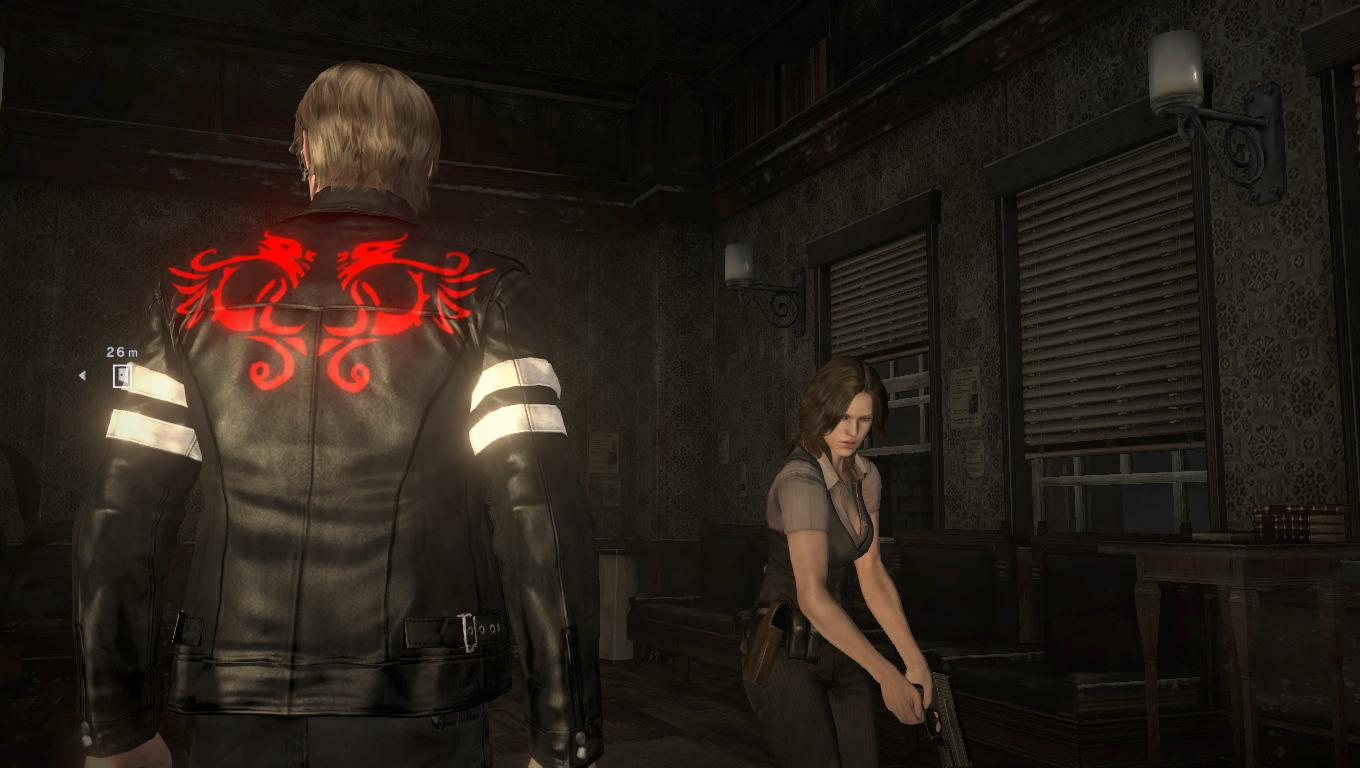 Alex Mercer S Jacket For Leon Mod Resident Evil 6 Mods Gamewatcher