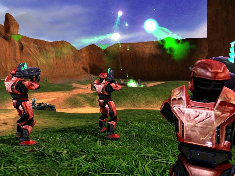 Halo: Combat Evolved Anniversary PC Galleries | GameWatcher