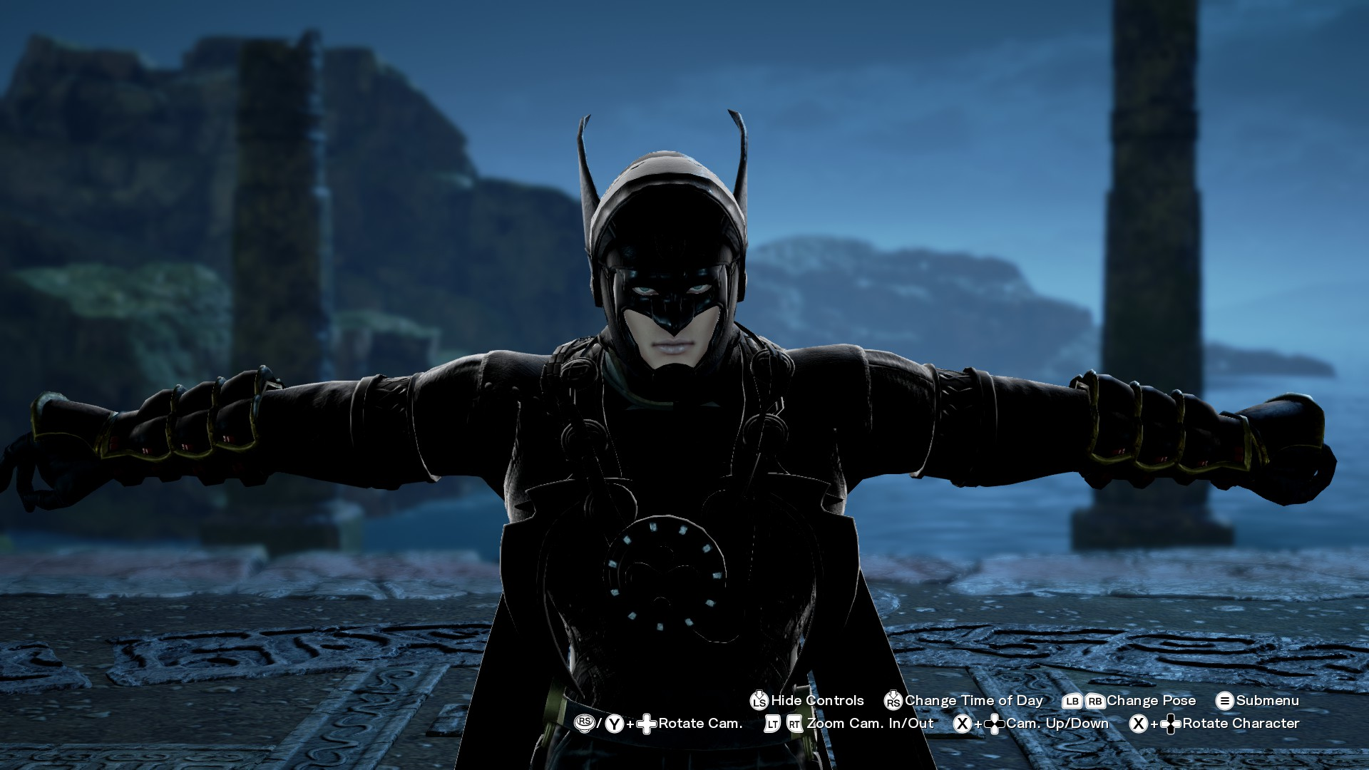 Graf Dumas Mask for Raphael Mod - Soul Calibur VI Mods