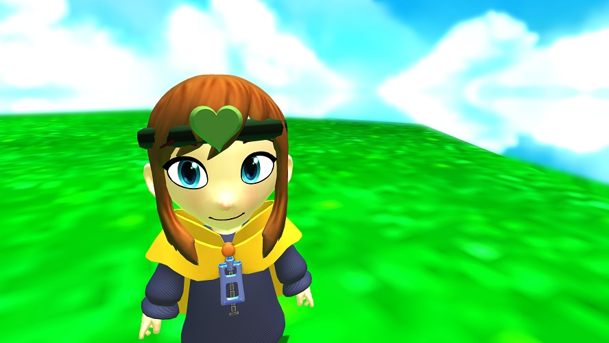 The World - Now with Jotaro's Hat! - A Hat in Time Mods