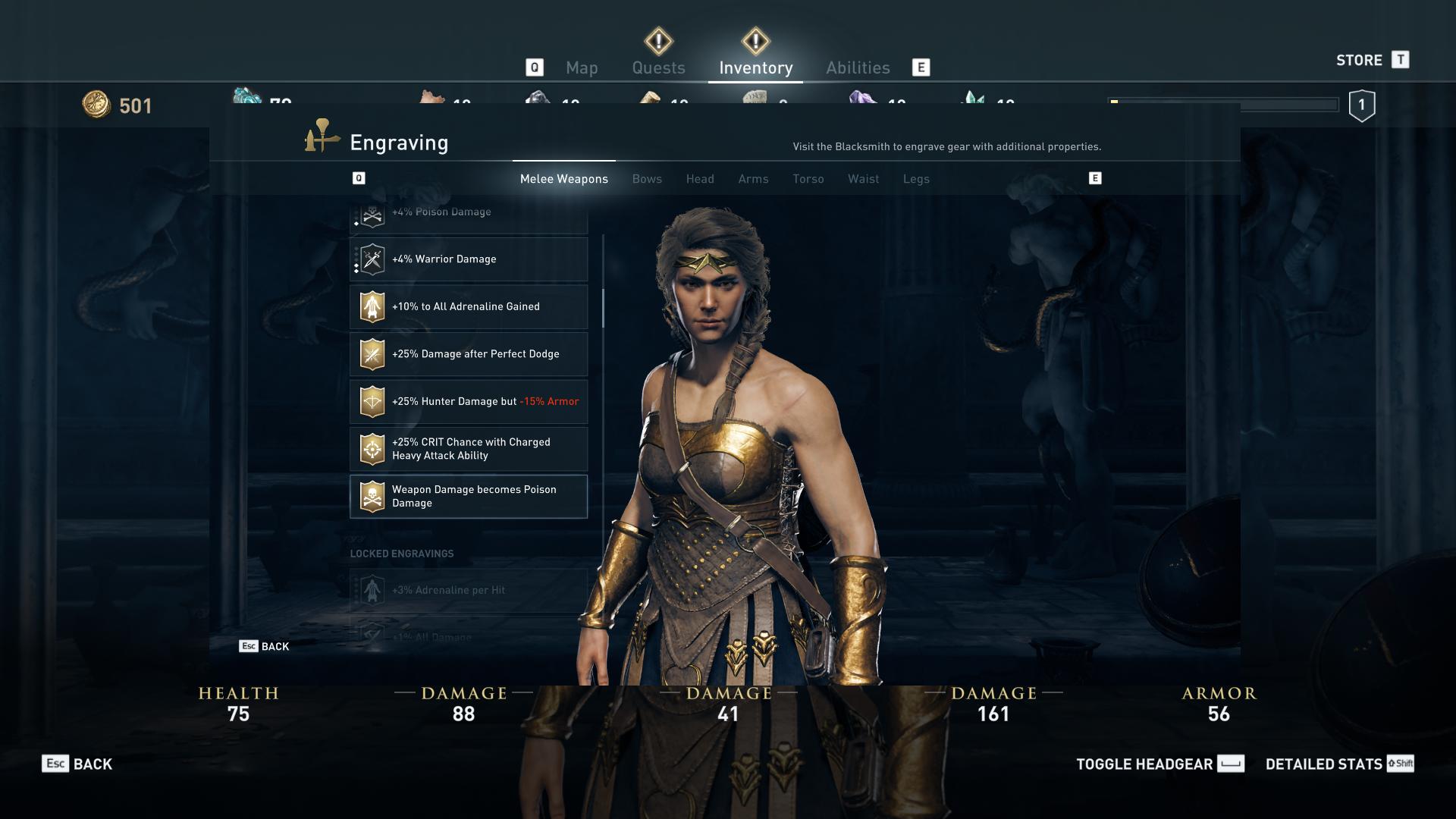 Wonder Woman Kassandra 2 Assassin S Creed Odyssey Gamewatcher