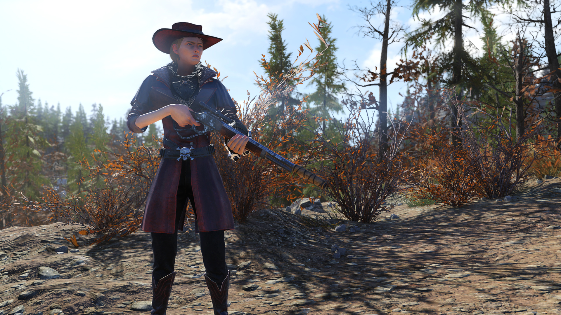 Red Starlet Sniper Mod - Fallout 76 Mods   GameWatcher