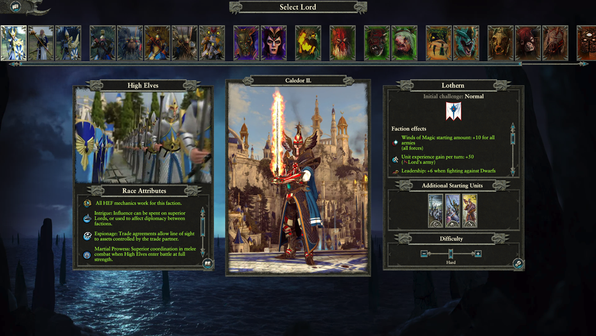 War of the Beard Overhaul - BETA - Total War: Warhammer 2