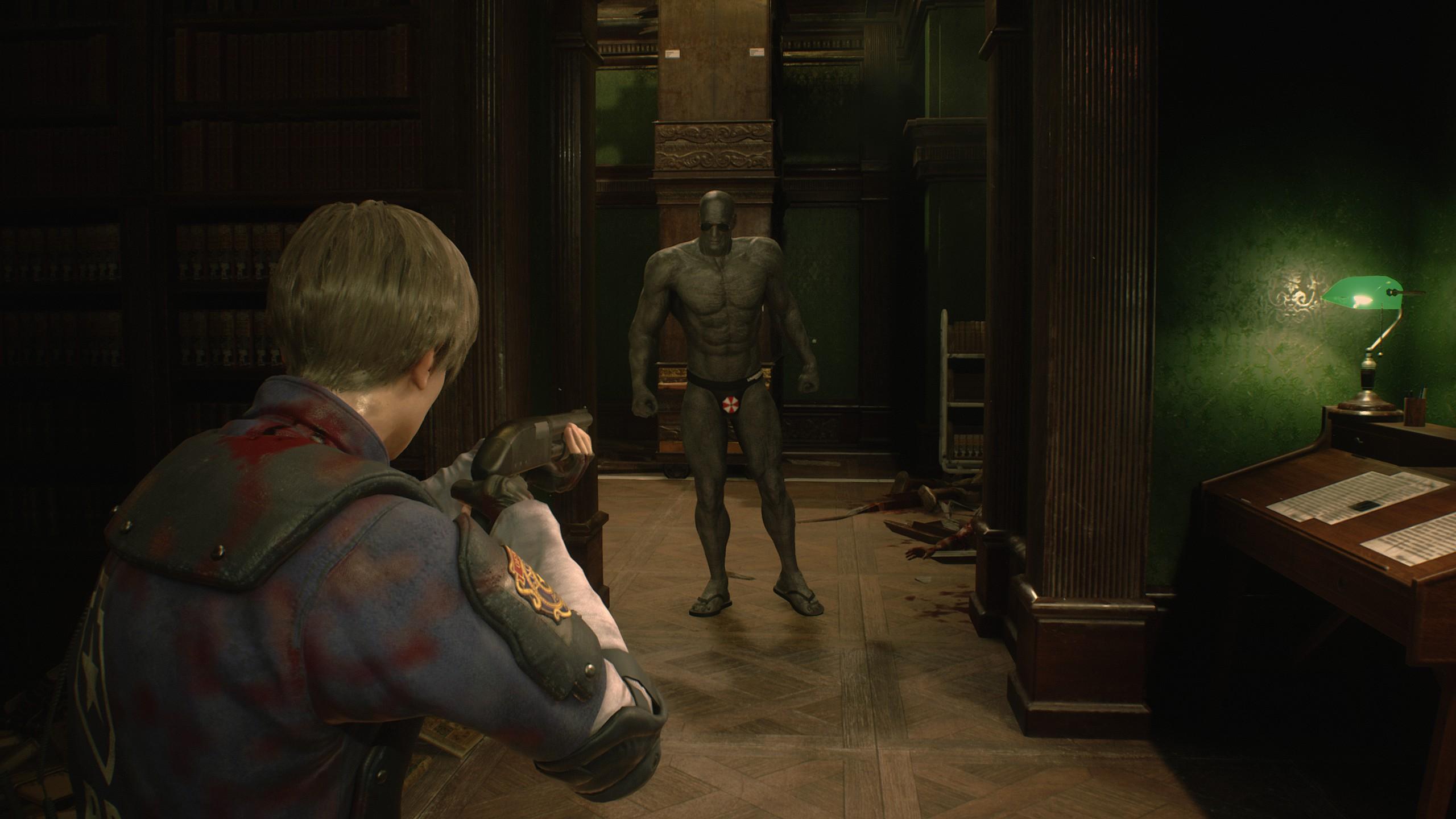 Beachboy X Mod - Resident Evil 2 Remake Mods | GameWatcher