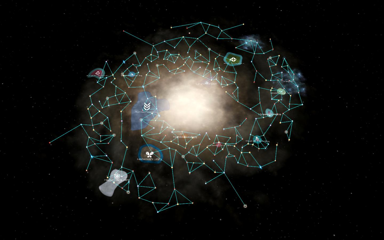 300 Stars Galaxy Mod - Stellaris Mods   GameWatcher