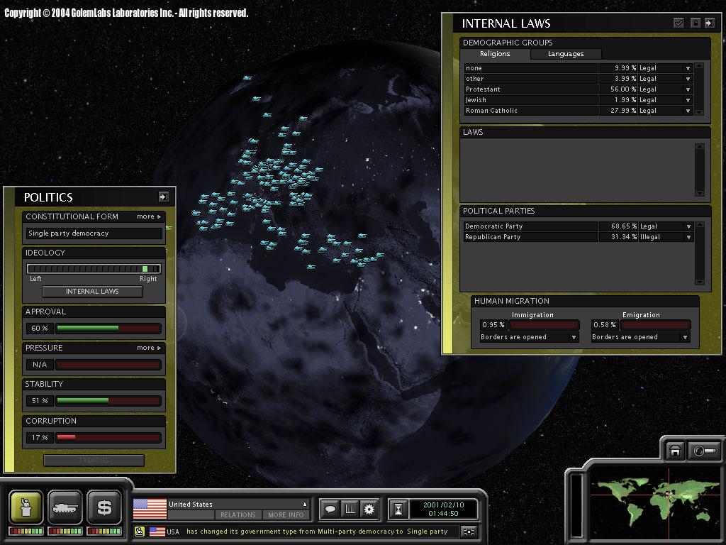 SuperPower PC Galleries | GameWatcher