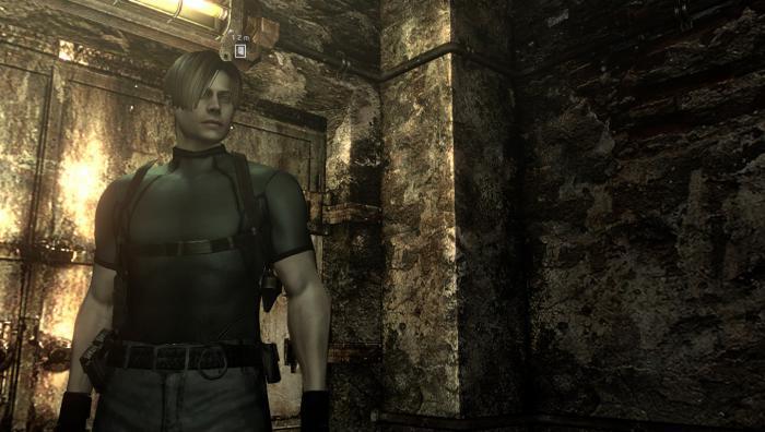 Play As Resident Evil 4 Leon - Resident Evil 6 Mods