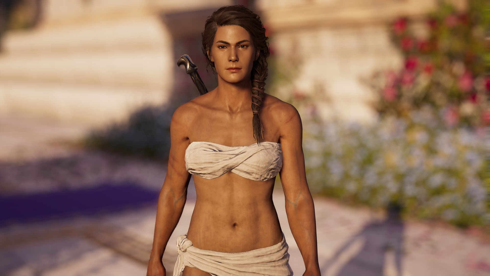 Assassins Creed Odyssey The naked true story - YouTube