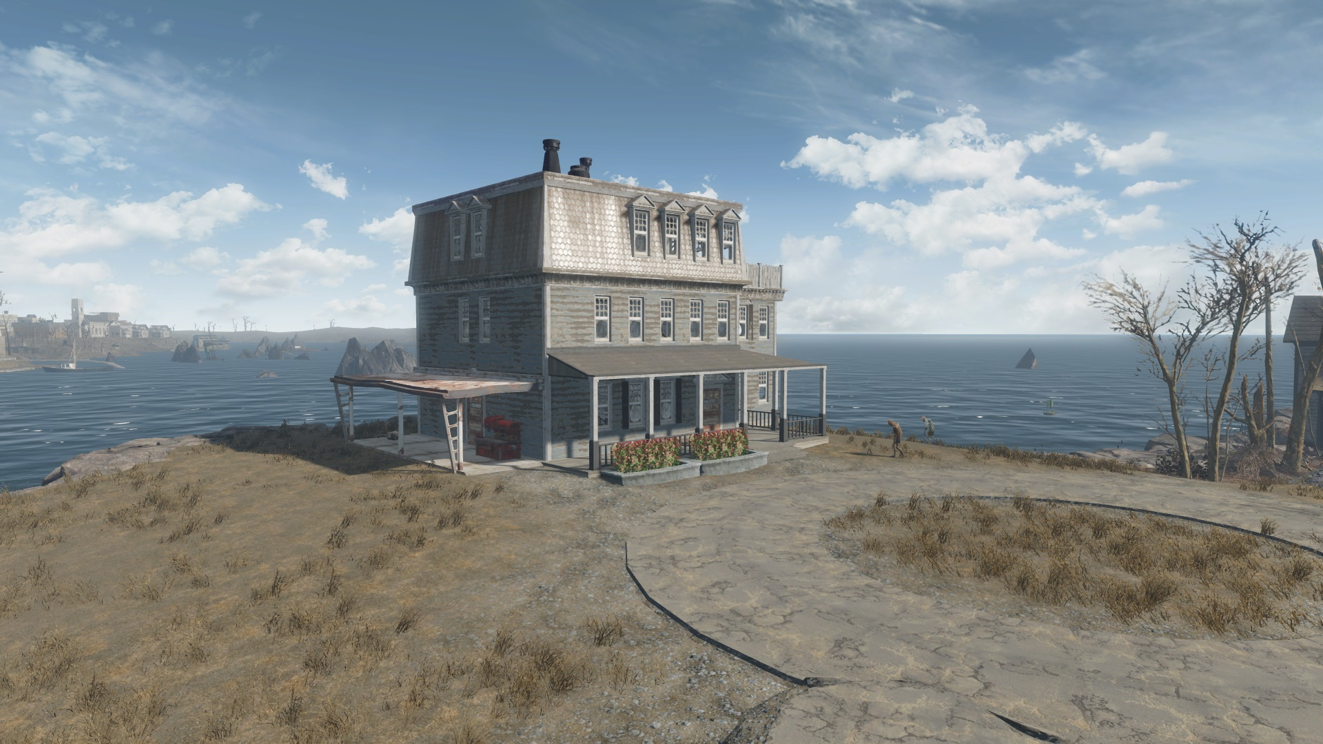 Clean and Smooth Settlements Mod - Fallout 4 Mods | GameWatcher