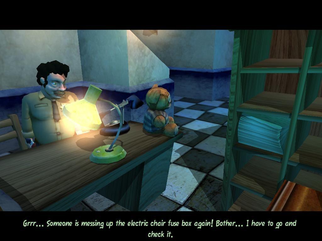 Evil Days Of Luckless John Pc Galleries Gamewatcher Cartoon Electrical Fuse Box Screenshot