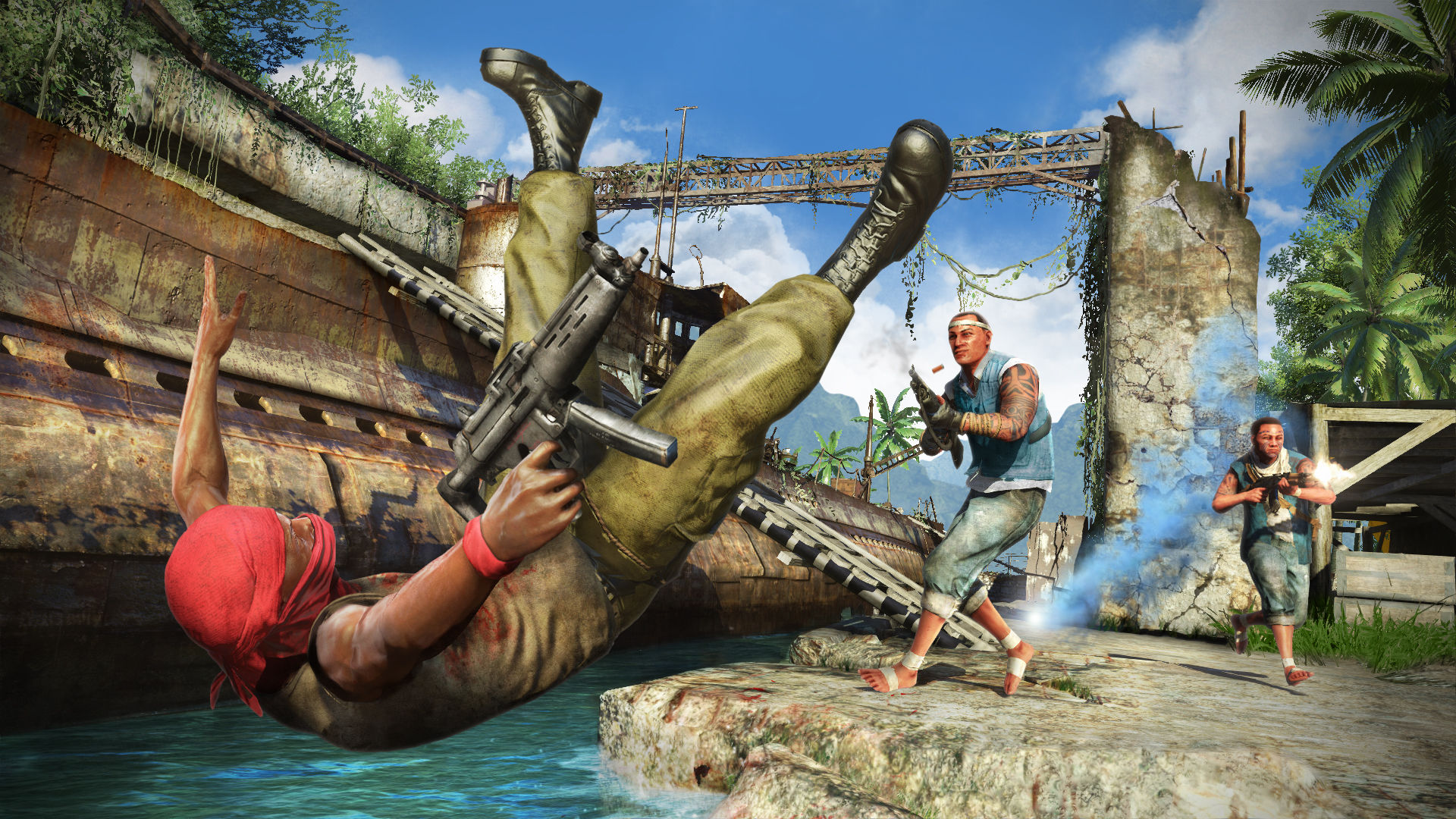 Far Cry 3 Pc Galleries Gamewatcher