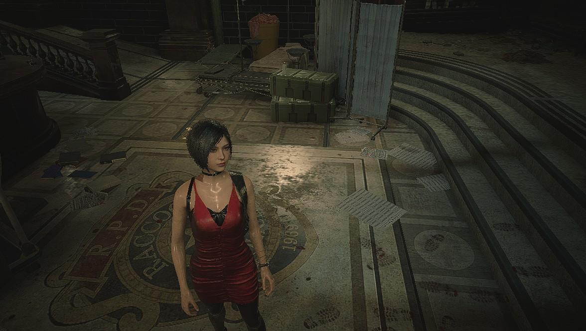 Play As Ada Wong Mod - Resident Evil 2 Remake Mods | GameWatcher