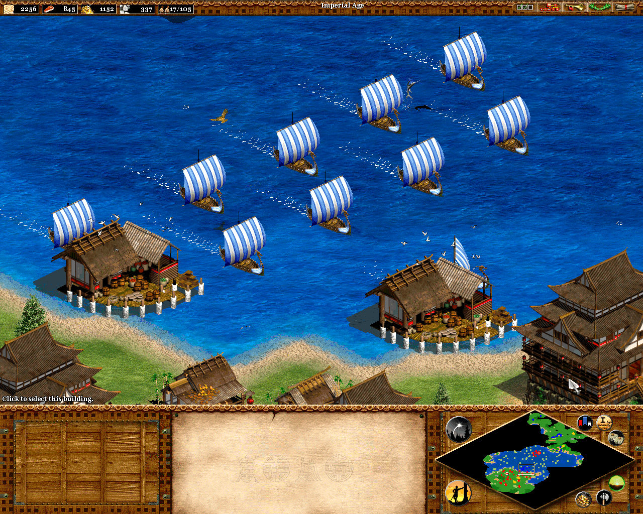 Age of Empires II: Conquerors PC Galleries | GameWatcher
