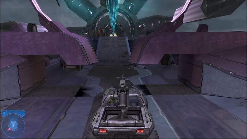 Warthog Run Cut Content Mod - Halo 2 Mods | GameWatcher