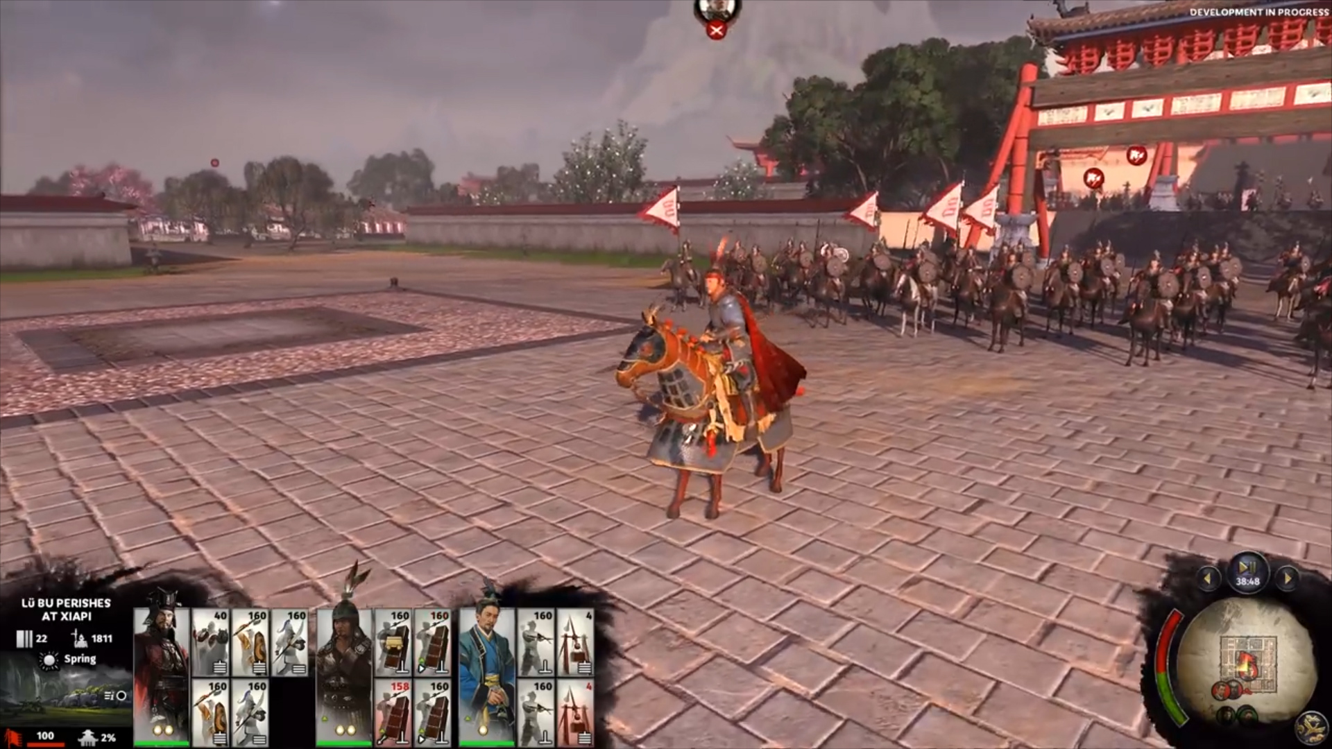 Mounted Duel Only Mod - Total War: Three Kingdoms Mods