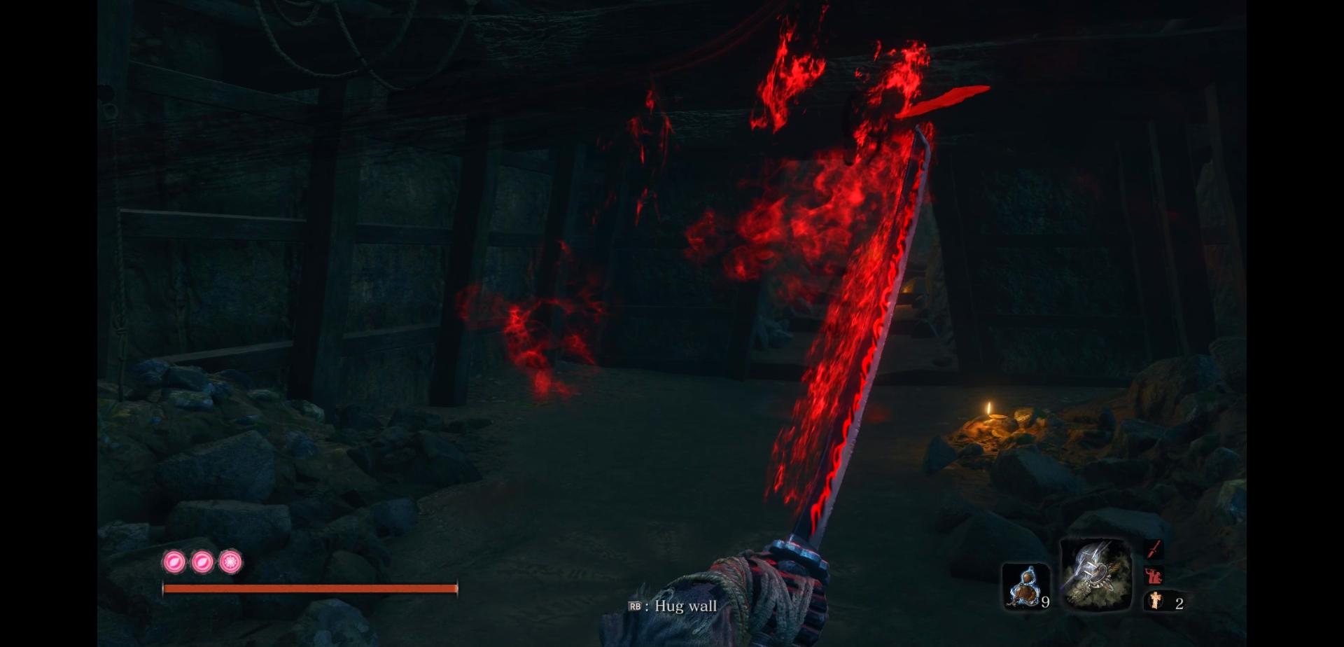 Blade Of The Archfiend Mod Sekiro Shadows Die Twice Gamewatcher