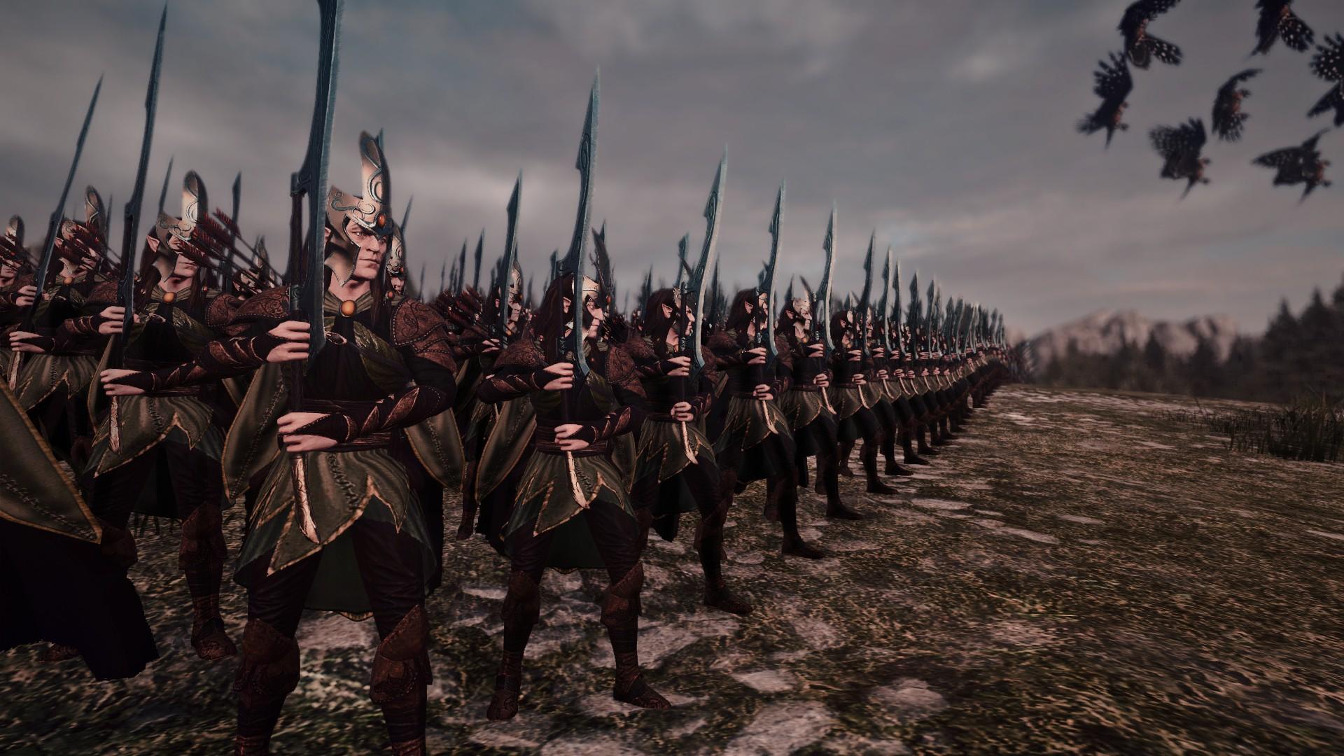 Wood Elves At War - Total War: Warhammer 2 Mods | GameWatcher