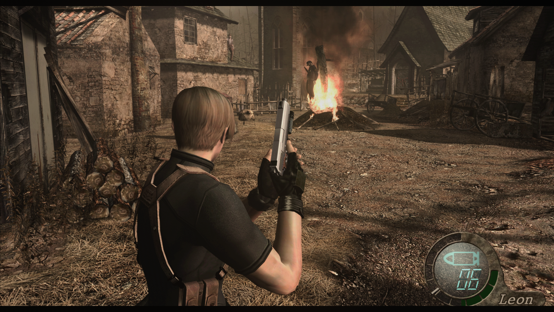 Ultimate HD Plus Reshade Mod - Resident Evil 4 HD Mods