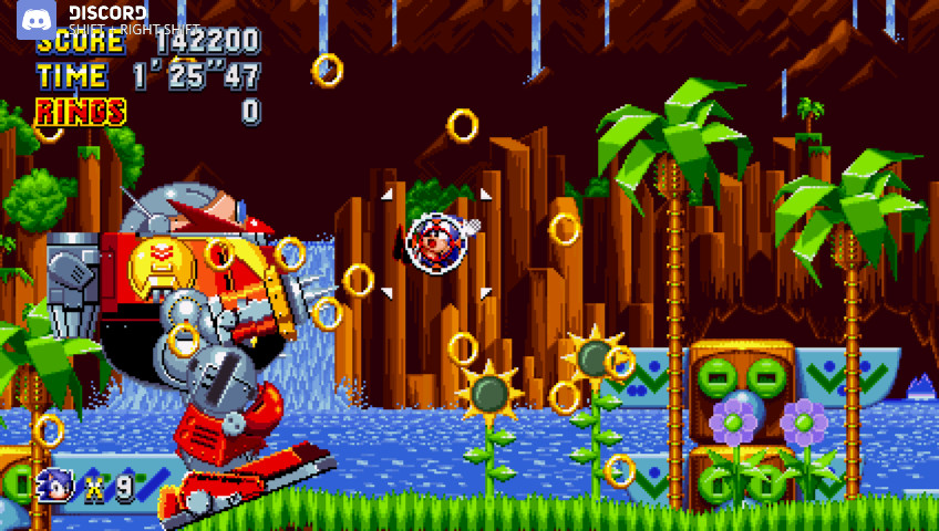 Classic Death Egg Robot Mania Style Sonic Mania Mods Gamewatcher