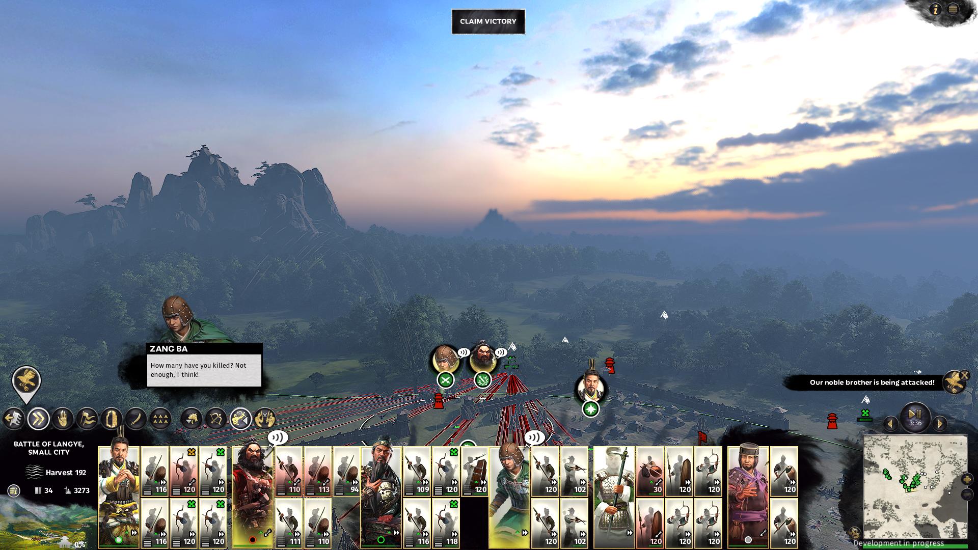 Less Character Salary Mod - Total War: Three Kingdoms Mods