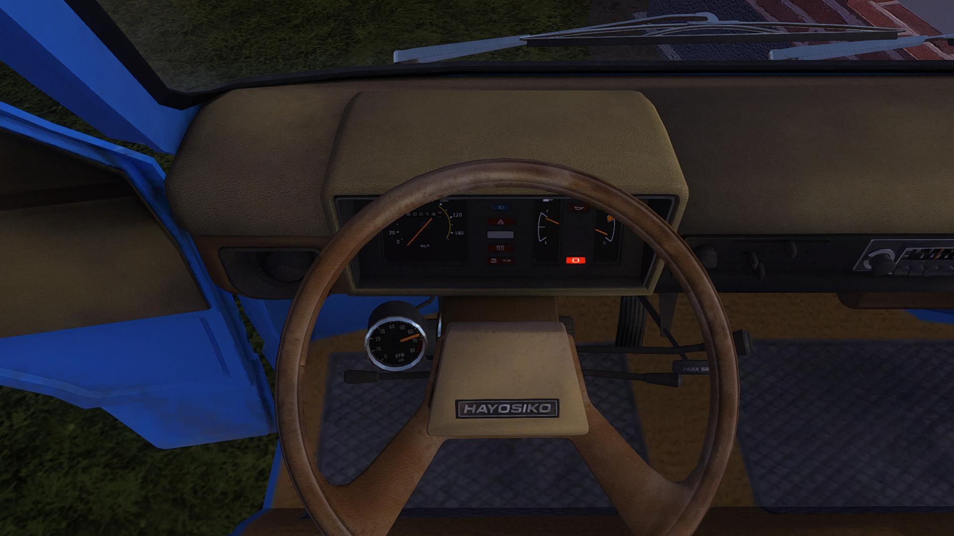 Hayosiko Tachometer Mod - My Summer Car Mods | GameWatcher