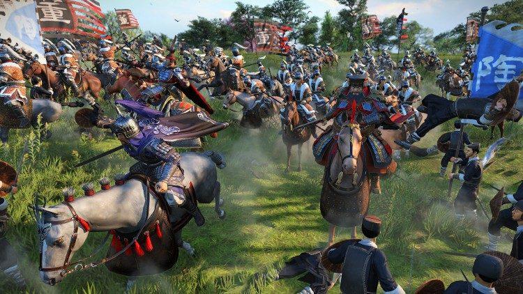 Player Units Never Run Mod - Total War: Three Kingdoms Mods