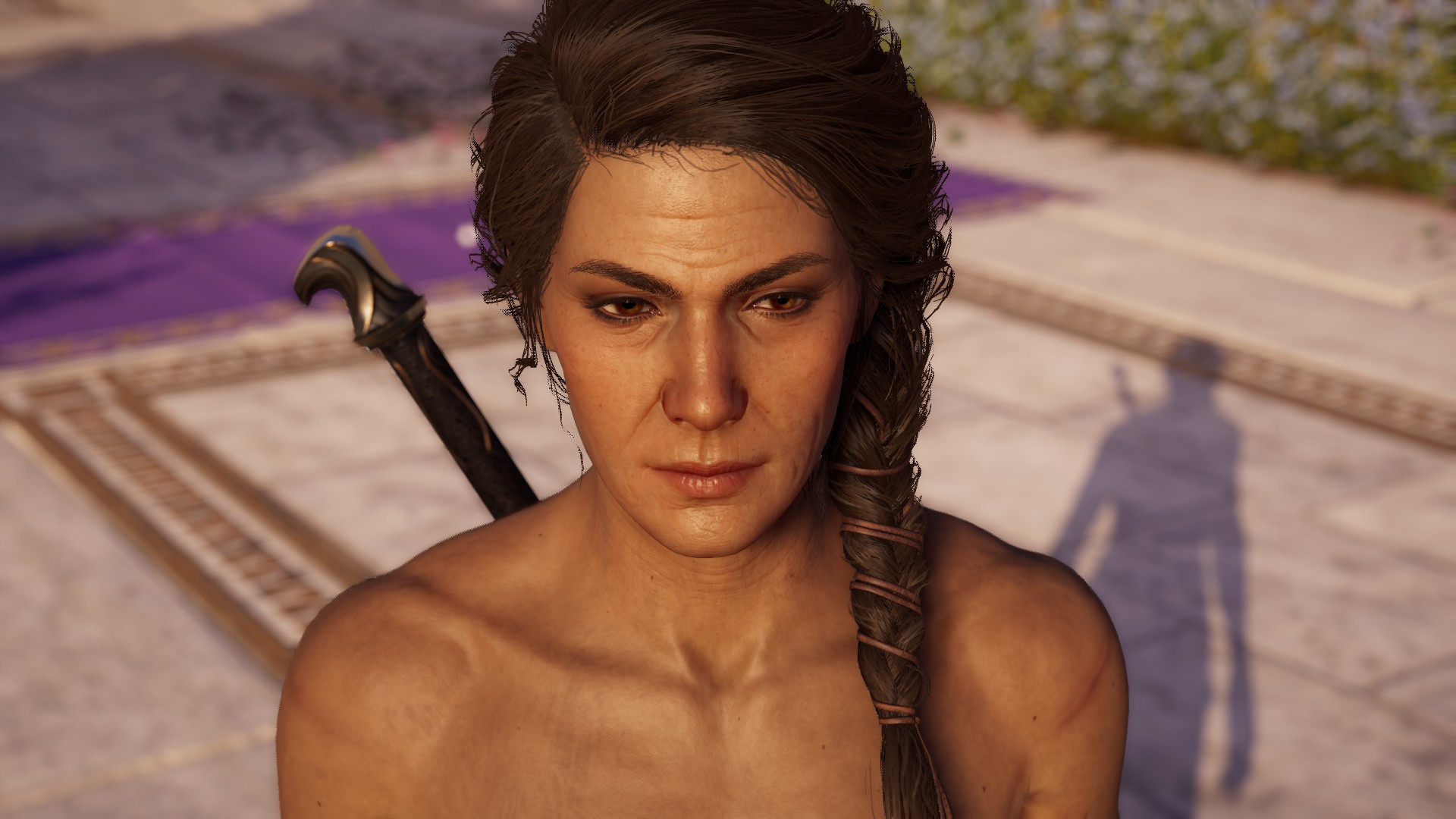 Assassins Creed: Odyssey GAME MOD Kassandra Customizer