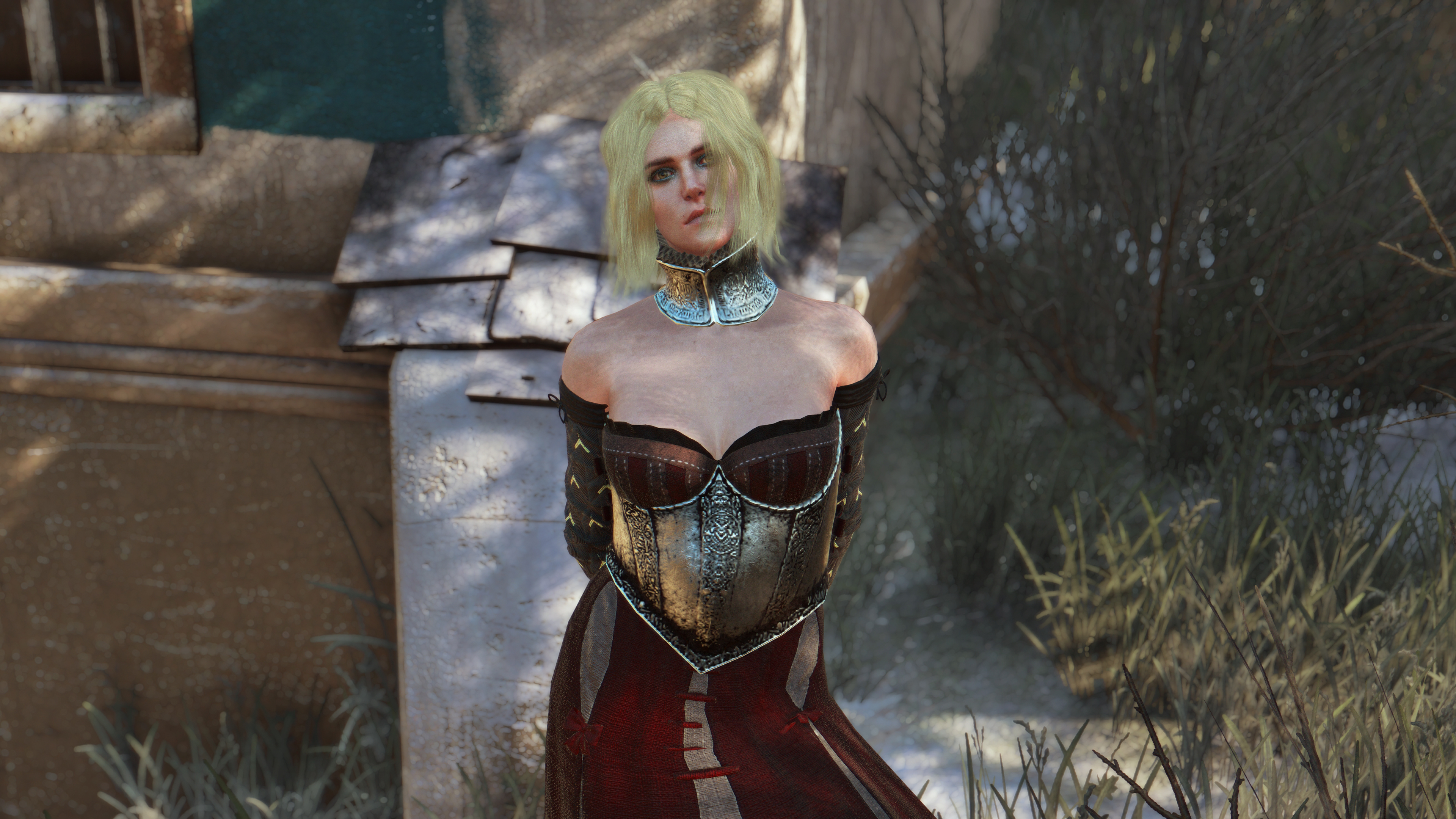 Tweaks for Keira Mod - The Witcher 3: Wild Hunt Mods