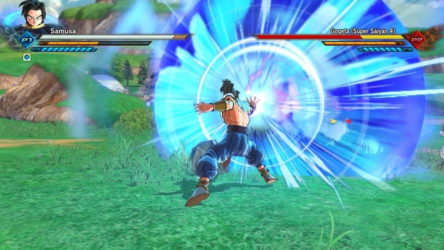 Reverse Big Bang Kamehameha - Dragon Ball Xenoverse 2 Mods | GameWatcher