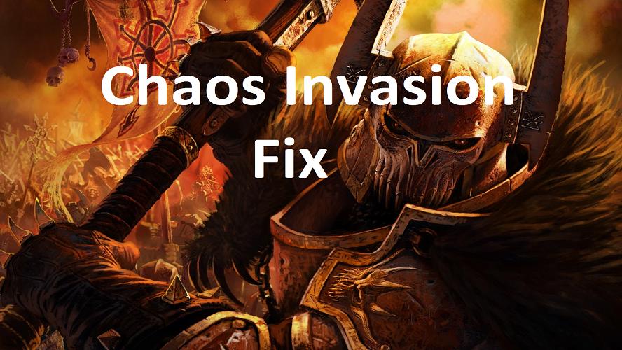 Chaos Invasion Fix - Total War: Warhammer 2 Mods | GameWatcher