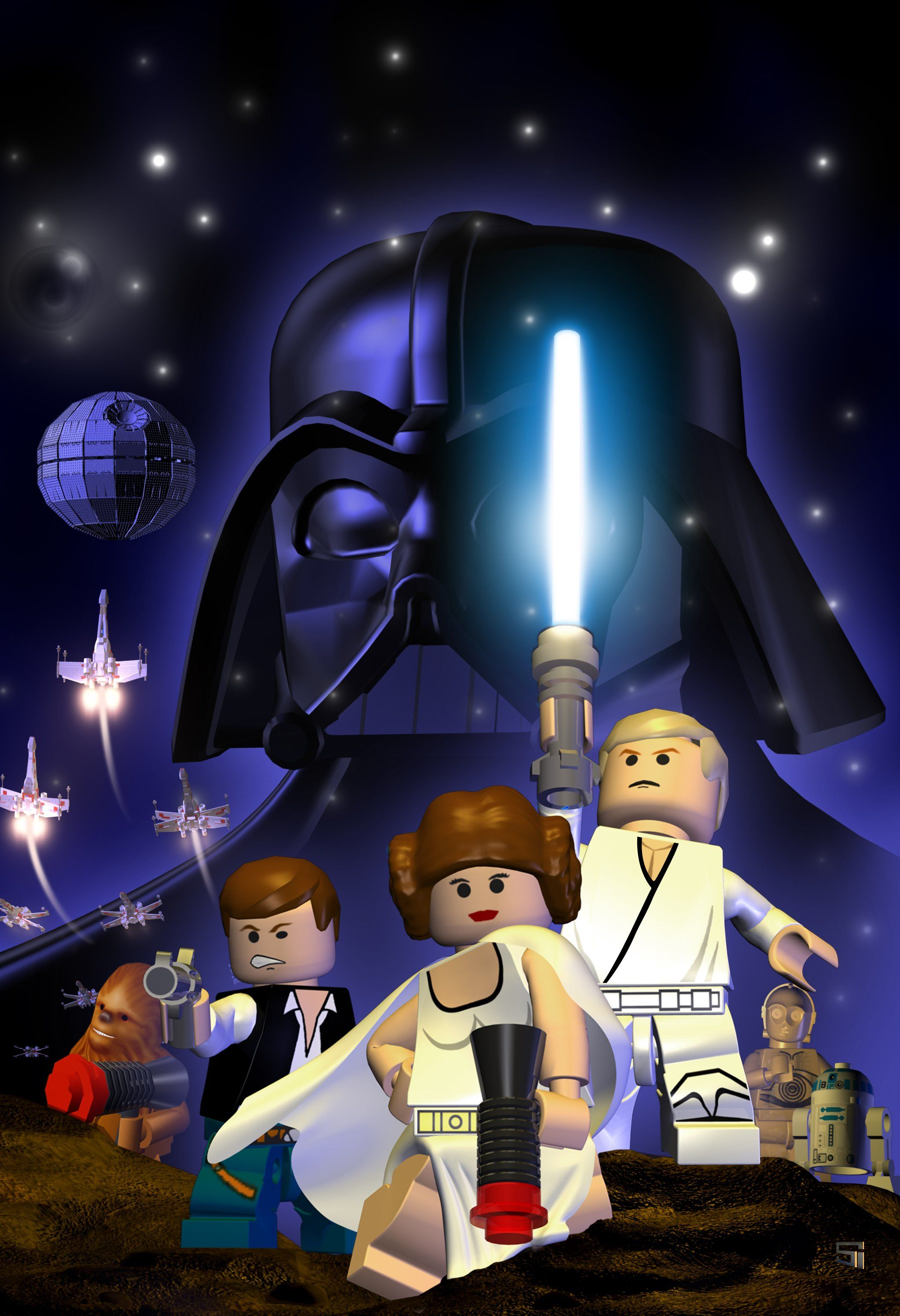 Lego Star Wars Ii The Original Trilogy Screenshots Gamewatcher