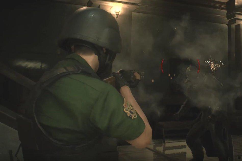 Doom Slayer Inspired Costume Pack Mod Resident Evil 2 Gamewatcher