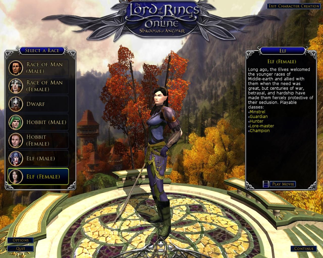 The Lord of the Rings Online Screenshots | GameWatcher
