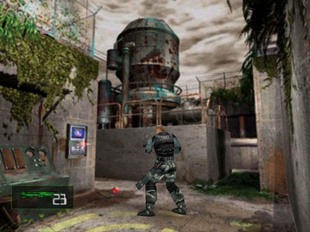 Dino Crisis 2 PC Galleries | GameWatcher