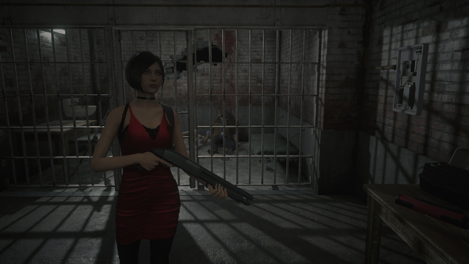 Replace Leon With Ada Wong Mod Resident Evil 2 Remake Gamewatcher