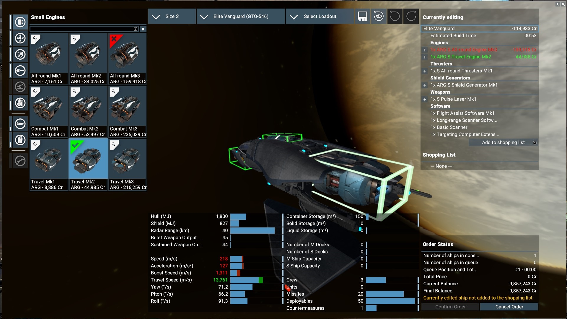 Travel Velocity Increase Mod - X4: Foundations Mods | GameWatcher