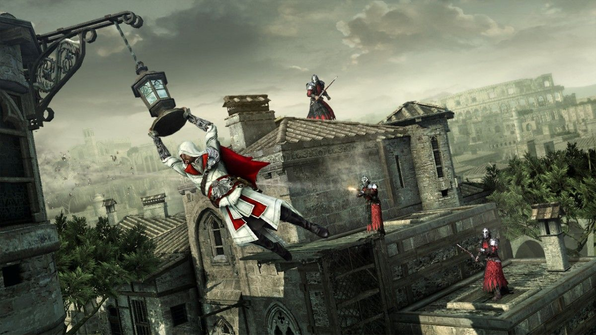 Assassin S Creed Brotherhood Pc Galleries Gamewatcher